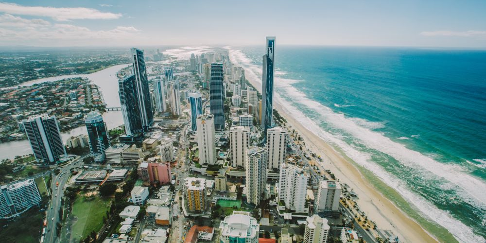 The Gold Coast, a study experience with surf and sun!