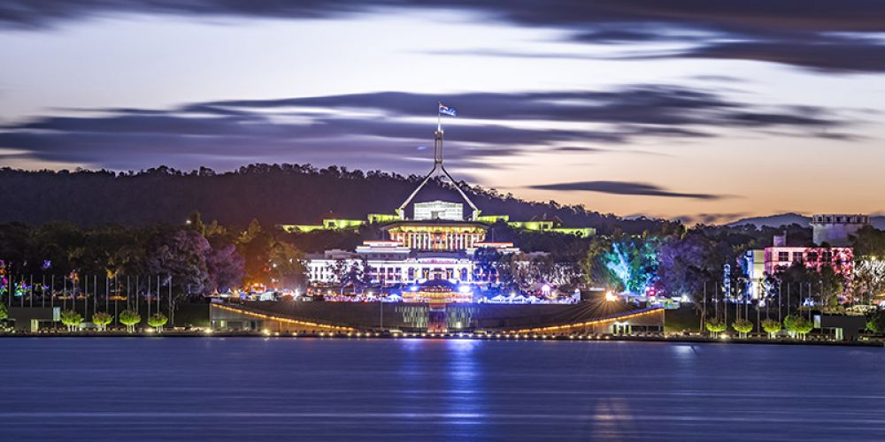 Canberra, study in Australia's capital!