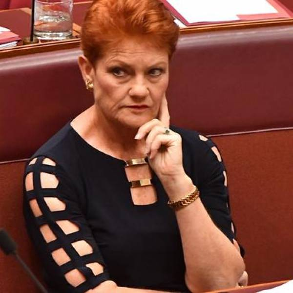 International students should have no work rights: Pauline Hanson