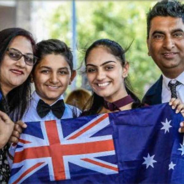 Migrants in Australia among the happiest in the world: report