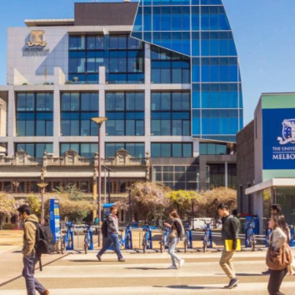 The Top 5 Universities in Australia