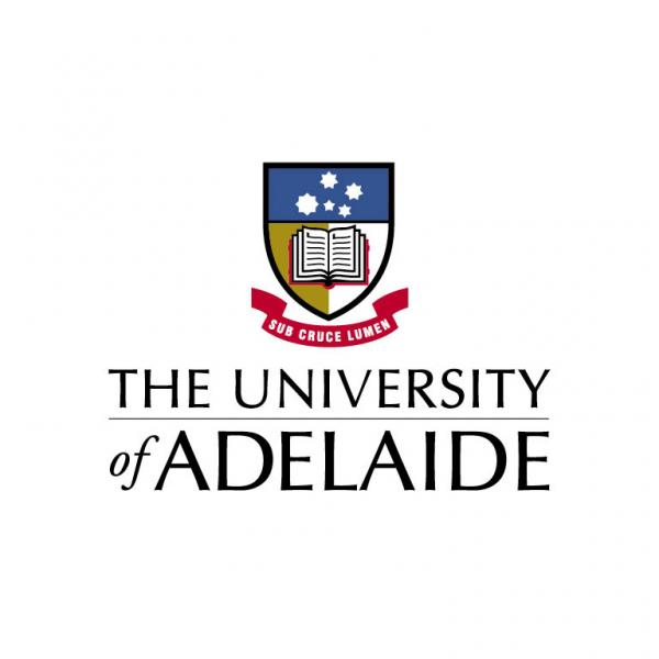 The University of Adelaide English Language Centre (ELC) Logo