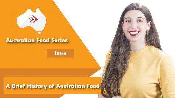 Australian Food Series