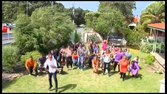 Gangnam Style Perth, Phoenix Academy