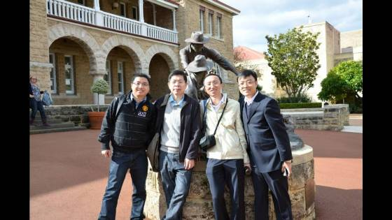 Memories in Perth, from a Phoenix Academy Student