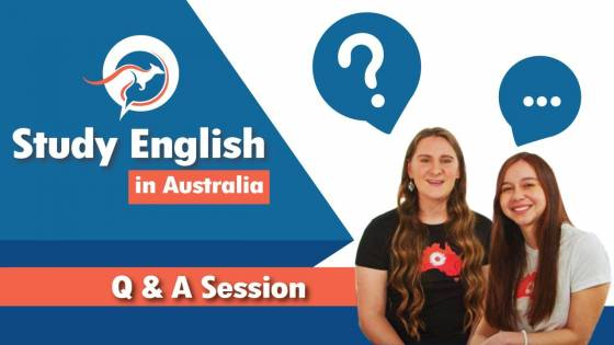 Study English in Australia Question and Answer Session