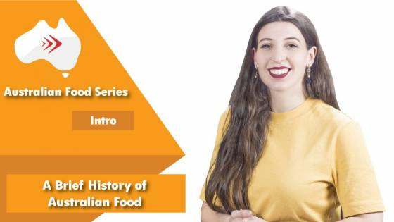 A Brief History of Australian food