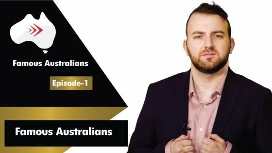 Famous Australians Ep 1