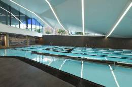 Swimming Pool Pridham Hall